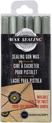 Silver - Sealing Gun Wax Sticks 6/Pkg
