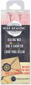 Pink - Sealing Wax 3/Pkg