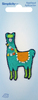 Llama - Wrights Iron-On Applique Iron-On Appliques are the perfect decorative addition to a wearable garment or a craft project. They come in a variety of sizes and styles. Great for towels, blankets, pillows, purses, scrapbooks, backpacks, aprons, jackets, pants, t-shirts, costumes, baby clothes and so much more! This package contains one 1.375x2.25 inch iron-on applique. Imported.