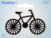 Bicycle - Wrights Iron-On Applique