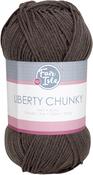 Charcoal - Fair Isle Liberty Chunky Yarn