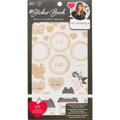 Jen Hadfield Sticker Book - American Crafts