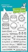 Sweet Friends Clear Stamps - Lawn Fawn