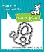 RAWR Die - Lawn Fawn