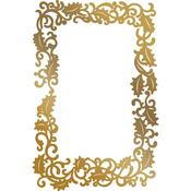 Framed Holly Couture Creations Hotfoil Plate - Anna Griffin - PRE ORDER