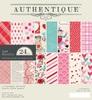 Lovestruck 6 x 6 Paper Pad - Authentique