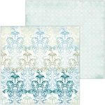 Forest Play Paper - Winter Playground - Bo Bunny - PRE ORDER