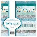 Winter Playground 6 x 6 Paper Pad - Bo Bunny - PRE ORDER