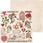 Noteworthy Paper - Only You - Bo Bunny - PRE ORDER