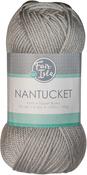 Light Gray - Fair Isle Nantucket Yarn