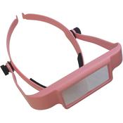 Pink - Donegan OptiSIGHT Magnifying Visor