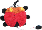 Ladybug - Paradise Crocheted Tape Measure 60""