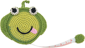 Frog - Paradise Crocheted Tape Measure 60""