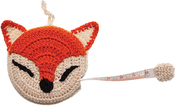Fox - Paradise Crocheted Tape Measure 60""