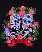 "BFF - Diamond Dotz Diamond Embroidery Facet Art Kit 15""X20"""