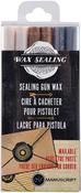 Pearl Gold Silver - Sealing Gun Wax Sticks 6/Pkg