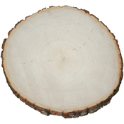"""12"""" To 14"""" - Basswood Thick Round"""