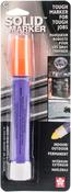 Fluorescent Orange - Solid(TM) Marker Indoor/Outdoor Permanent Marker