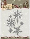 Twinkling Star - Find It Yvonne Creations Celebrating Christmas Die