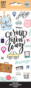 Travel Stickers - MAMBI Stickers