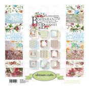 Bohemian Bouquet 12 x 12 Paper Pad