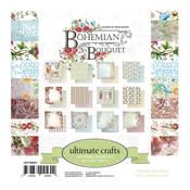 Bohemian Bouquet 6 x 6 Paper Pad