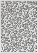 "Field Of Daisies - Ultimate Crafts Bohemian Bouquet Embossing Folder 5""X7"""