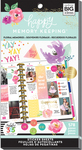 Floral Memories, 578/Pkg - Create 365 Happy Planner Sticker Value Pack