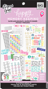 Dates & Holidays, 2601/Pkg - Create 365 Happy Planner Sticker Value Pack