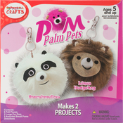 Panda & Hedgehog Craft Kit