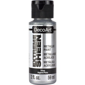 Silver - Extreme Sheen Paint 2oz