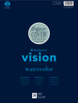 "Strathmore Vision Watercolor Pad 11""X15"""