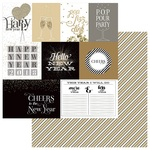Cut Aparts Paper - Hello New Year - Photoplay - PRE ORDER