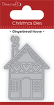 Gingerbread House - Dovecraft Christmas Dies