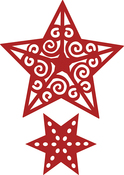Stars - Dovecraft Christmas Dies