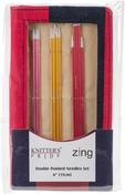 Socks Kit - Zing Double Pointed Needles Set