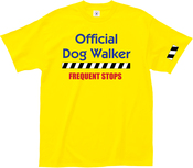 Small - L.A. Imprints Official Dog Walker T-Shirt