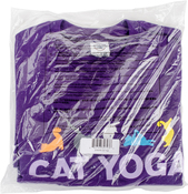 Medium - L.A. Imprints Cat Yoga T-Shirt
