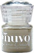 Classic Gold - Nuvo Embossing Powder Fine Detail .68oz