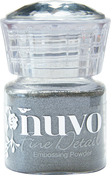 Classic Silver - Nuvo Embossing Powder Fine Detail .68oz