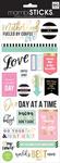 "Motherhood 12""X5"" - Specialty Stickers"