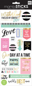 "Motherhood 12""X5"" - Specialty Stickers"