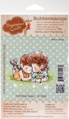"""Comforting Friends - DreamerlandCrafts Cling Stamp 2""""X2.75"""""""