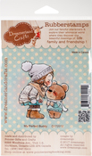 """My Perfect Buddy - DreamerlandCrafts Cling Stamp 2.75""""X2.25"""""""