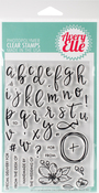 "Modern Calligraphy - Avery Elle Clear Stamp Set 4""X6"""
