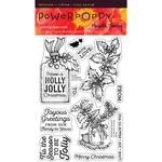 Holly Golightly Clear Stamps - Power Poppy