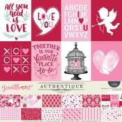Sweetheart Collection Kit - Authentique