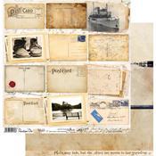 Carte Postale Paper - Noteable - Penelope Dee
