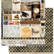 Memorabilia Paper - Noteable - Penelope Dee