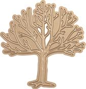 Four Seasons Tree - Spellbinders Shapeabilities Dies By Lene Lok